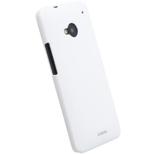 Productafbeelding van de Krusell Colorcover HTC One White