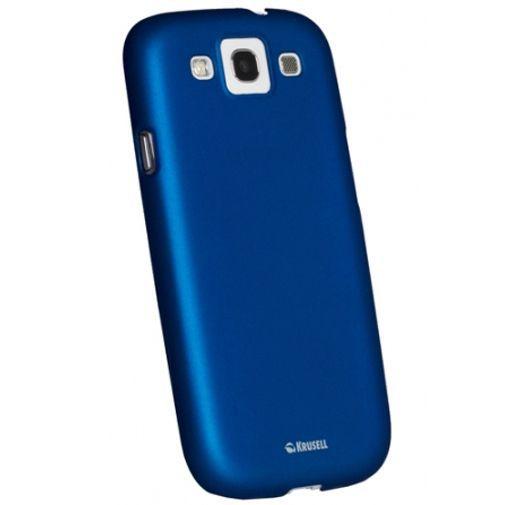 Productafbeelding van de Krusell Colorcover Samsung Galaxy S III Blue