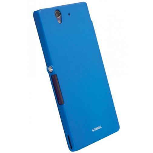 Productafbeelding van de Krusell Colorcover Sony Xperia Z Blue