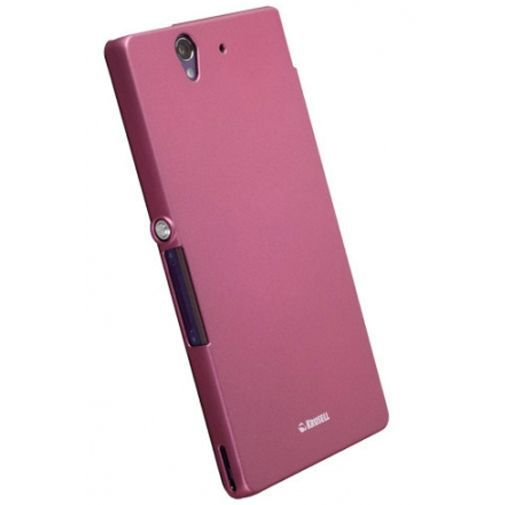 Productafbeelding van de Krusell Colorcover Sony Xperia Z Pink