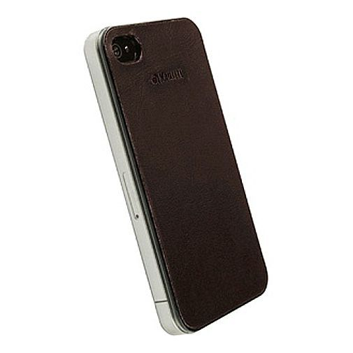 Productafbeelding van de Krusell iPhone 4 Donsö UnderCover Brown