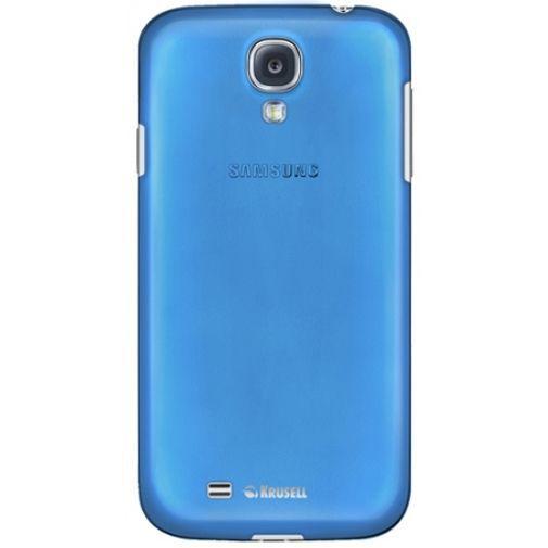 Productafbeelding van de Krusell FrostCover Samsung Galaxy S4 Blauw