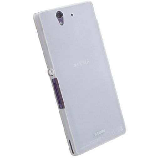 Productafbeelding van de Krusell Frostcover Sony Xperia Z White