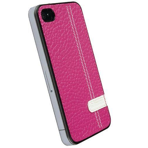 Productafbeelding van de Krusell Gaia Undercover Pink Leather