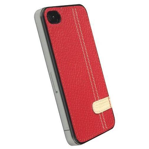 Productafbeelding van de Krusell Gaia Undercover Red Leather