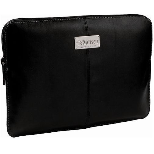 Productafbeelding van de Krusell Luna Tablet Sleeve 10 Inch Black Cream