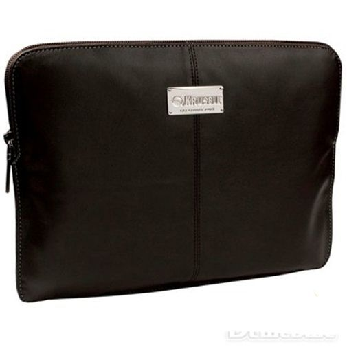 Productafbeelding van de Krusell Luna Tablet Sleeve 12 Inch Black Cream