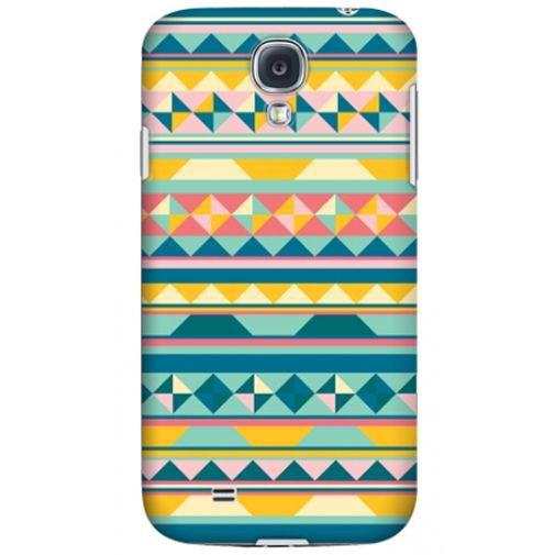 Productafbeelding van de Krusell Printcover Samsung Galaxy S4 Green Inca