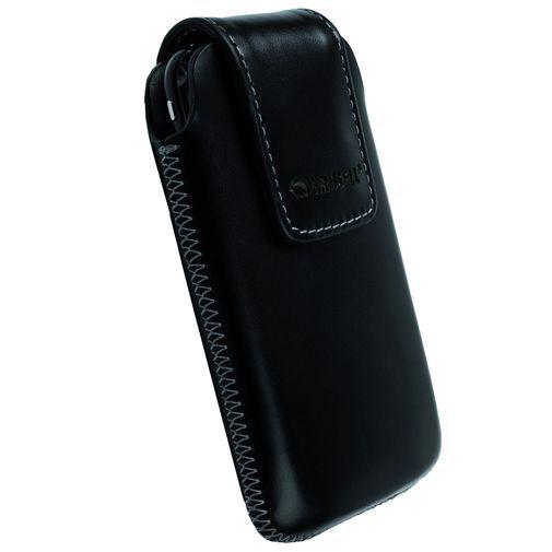 Productafbeelding van de Krusell Vinga Case Black Large