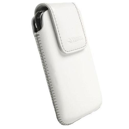 Productafbeelding van de Krusell Vinga Case White Large