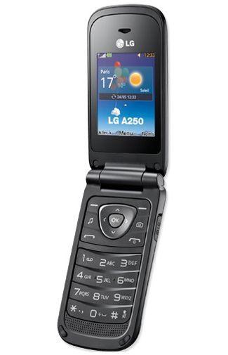 Productafbeelding van de LG A250 Black