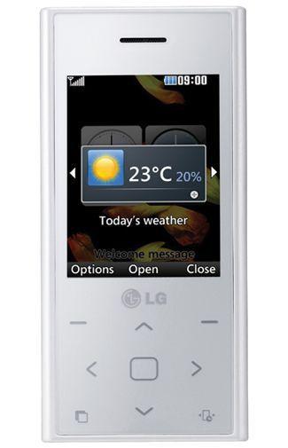 Productafbeelding van de LG BL20 New Chocolate White Pink
