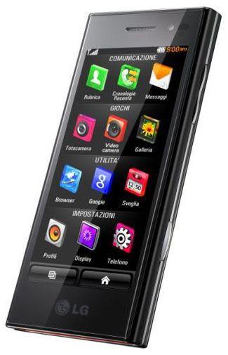 Productafbeelding van de LG BL40 Chocolate Touch Black