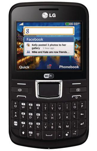 Productafbeelding van de LG C195 Black