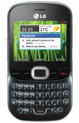 Productafbeelding van de LG C360 Black Blue