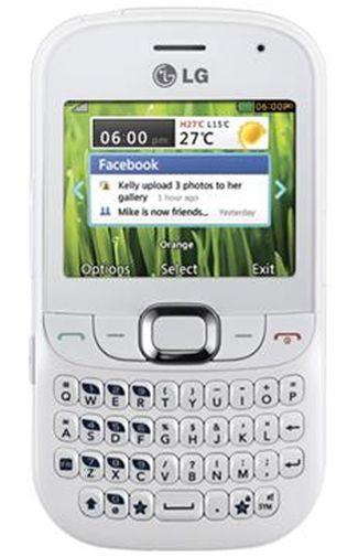 Productafbeelding van de LG C365 White