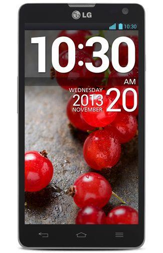 Productafbeelding van de LG D605 Optimus L9 II Black