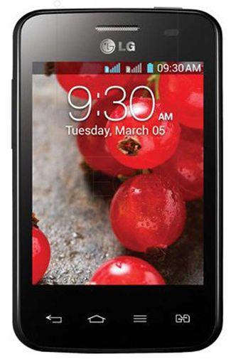Productafbeelding van de LG E435 Optimus L3 II Dual Sim Black