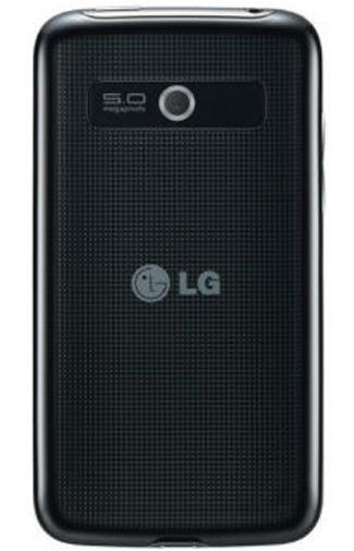 Productafbeelding van de LG E510 Optimus Hub Black