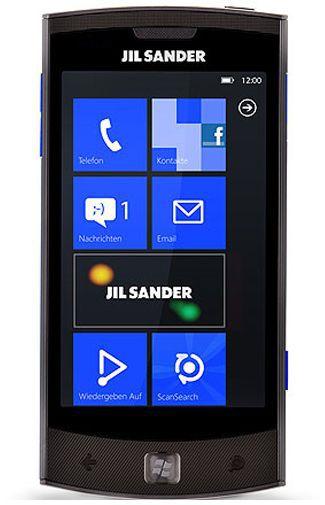 Productafbeelding van de LG E906 Jil Sander Edition