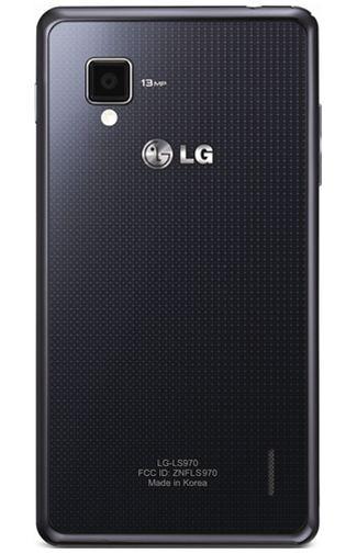 Productafbeelding van de LG E975 Optimus G Black
