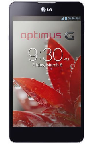 Productafbeelding van de LG E975 Optimus G Blue