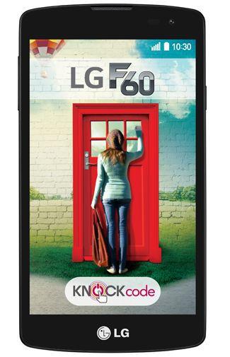 Productafbeelding van de LG F60 D390 Black