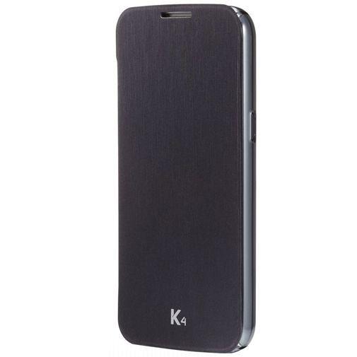Productafbeelding van de LG Flip Case Black LG K4