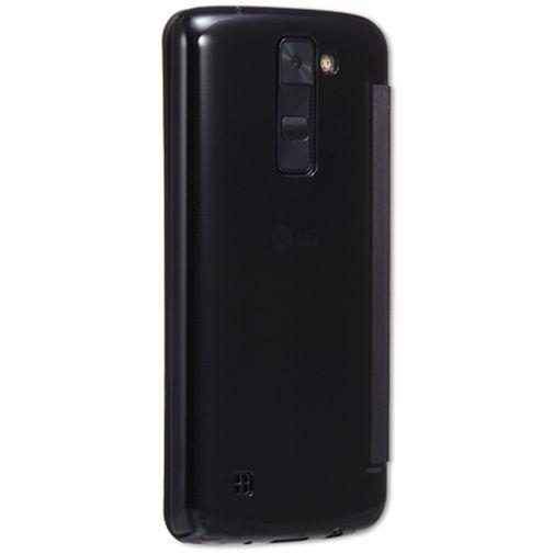Productafbeelding van de LG Flip Case Black LG K8