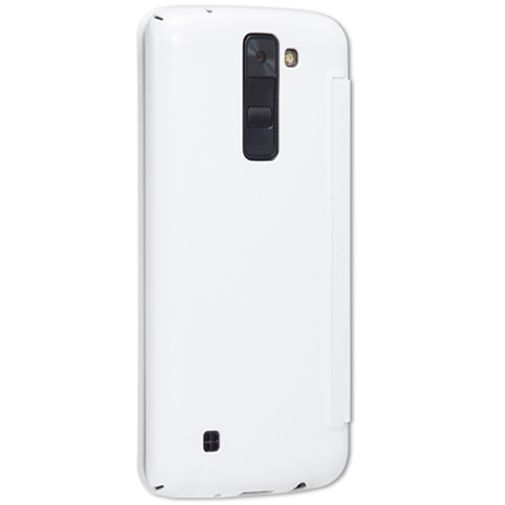 Productafbeelding van de LG Flip Case White LG K8