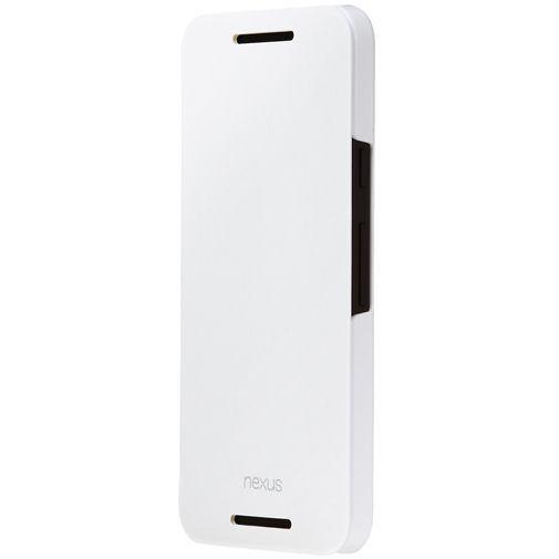 Productafbeelding van de LG Flip Case White Nexus 5X