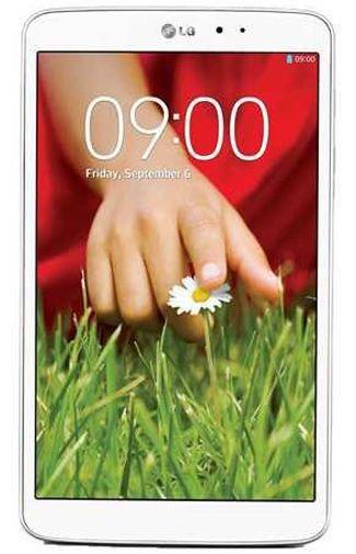 Productafbeelding van de LG G Pad 8.3 16GB WiFi White