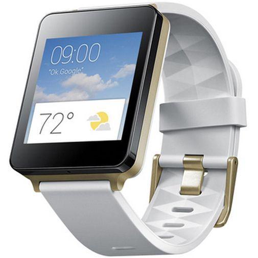 Productafbeelding van de LG G Watch White