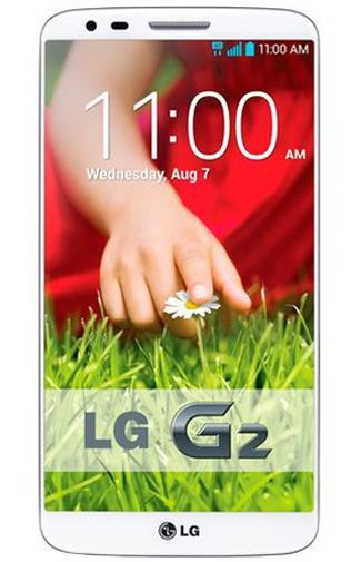 Productafbeelding van de LG G2 White