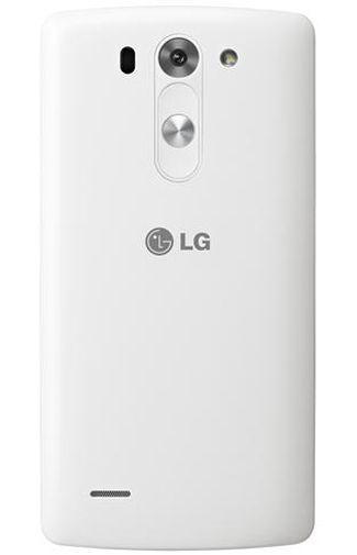 Productafbeelding van de LG G3 s White
