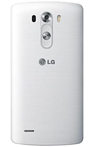 Productafbeelding van de LG G3 16GB White
