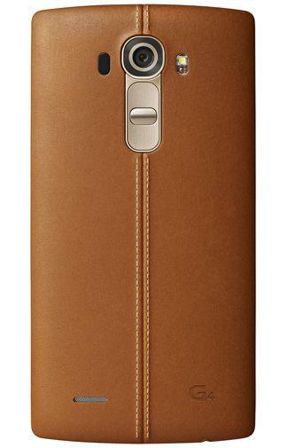 Productafbeelding van de LG G4 Dual Sim Leather Brown