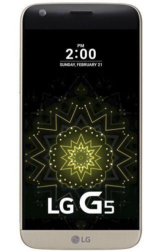 Productafbeelding van de LG G5 Gold