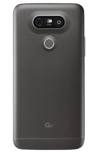 Productafbeelding van de LG G5 SE Titan
