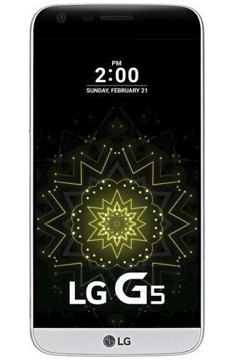Productafbeelding van de LG G5 Silver