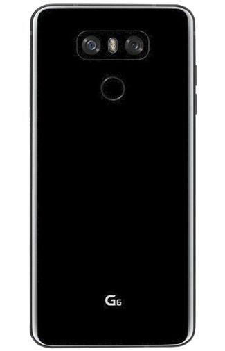 Productafbeelding van de LG G6 ThinQ Black