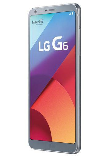 Productafbeelding van de LG G6 ThinQ Platinum