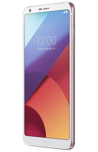 Productafbeelding van de LG G6 ThinQ White