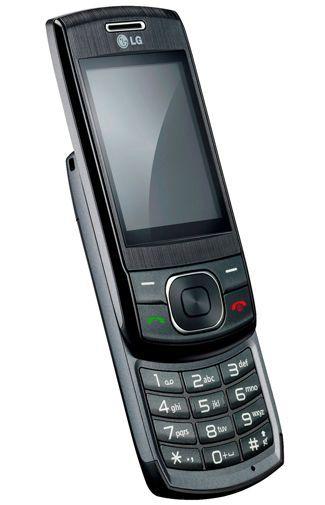 Productafbeelding van de LG GU230 Black