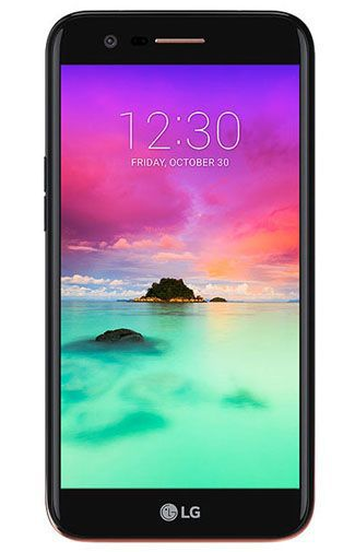 Productafbeelding van de LG K10 (2017) Black