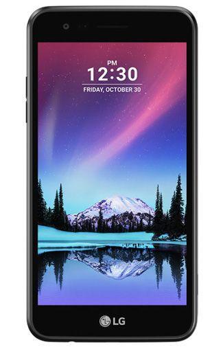 Productafbeelding van de LG K4 (2017) Black