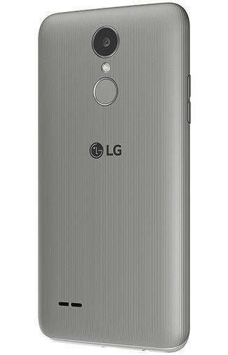 Productafbeelding van de LG K4 (2017) Titan