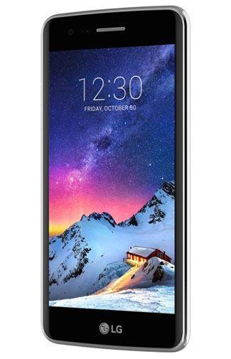 Productafbeelding van de LG K8 (2017) Dual Sim Grey