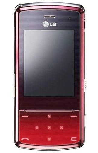 Productafbeelding van de LG KF510 Red