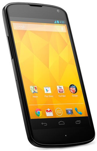 Productafbeelding van de LG E960 Nexus 4 16GB Black